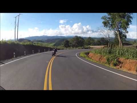 Thailand Motorcycle Tours - North Thailand - Laos and Burma