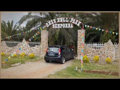 2Win Hill Parks Semporna (Must Visit)