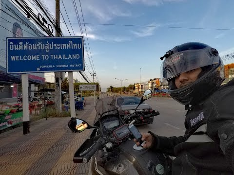 Southern Thailand Ride | Highlights
