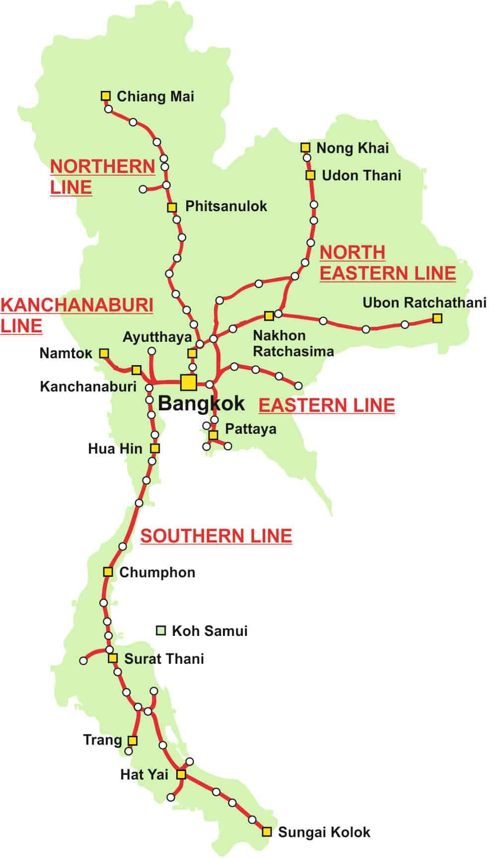 thailand-railway-route-train
