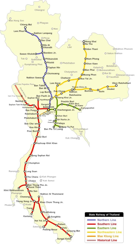 thailand-train-railway-map