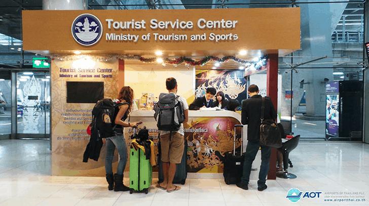 Thailand Tourist Assistance Center (TAC)