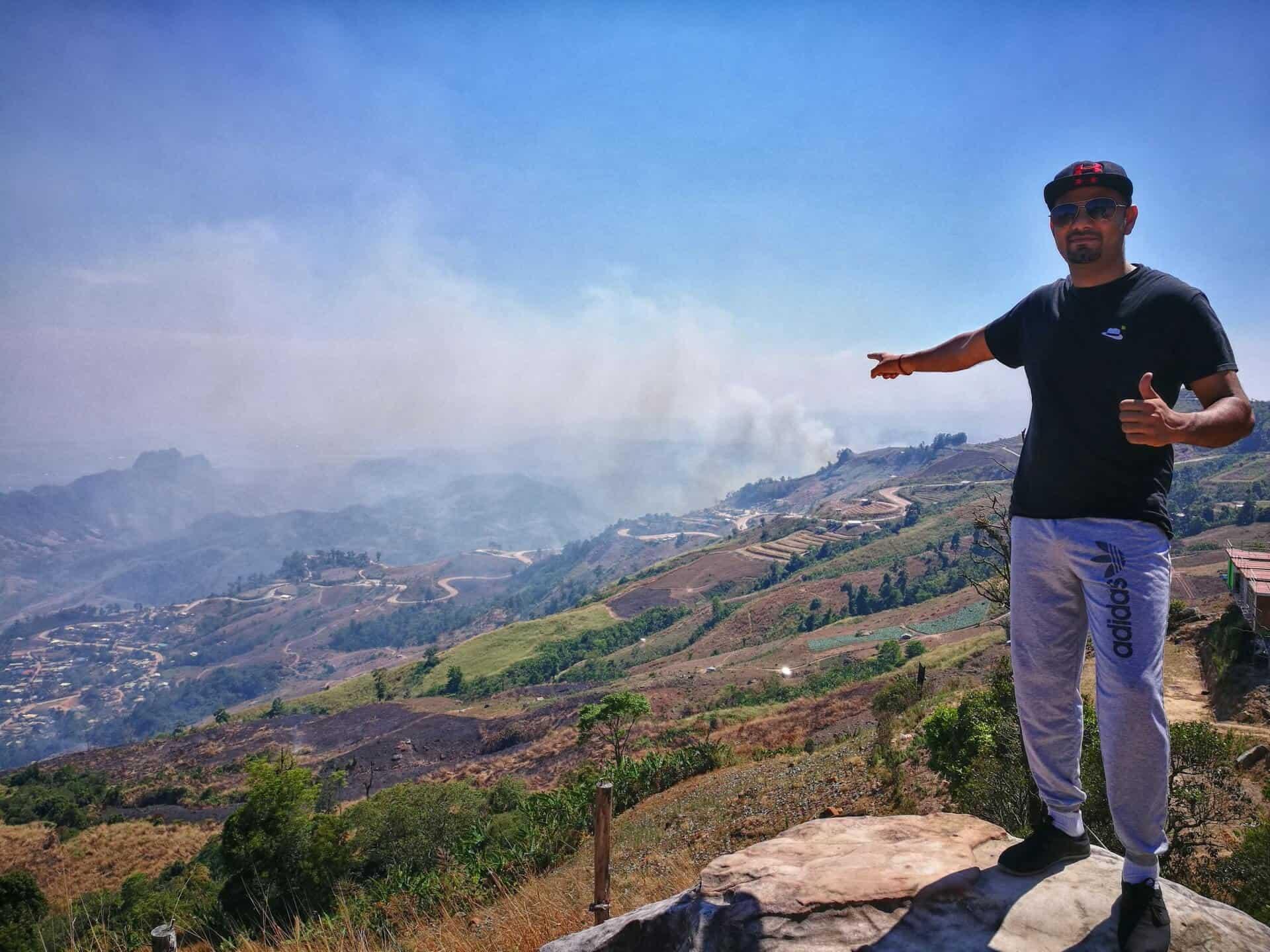 Phu Thap Boek / Phu Tub Berk Mountain