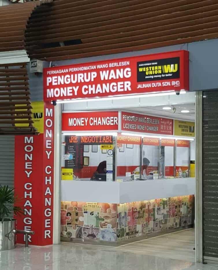Best Money Changers In KL