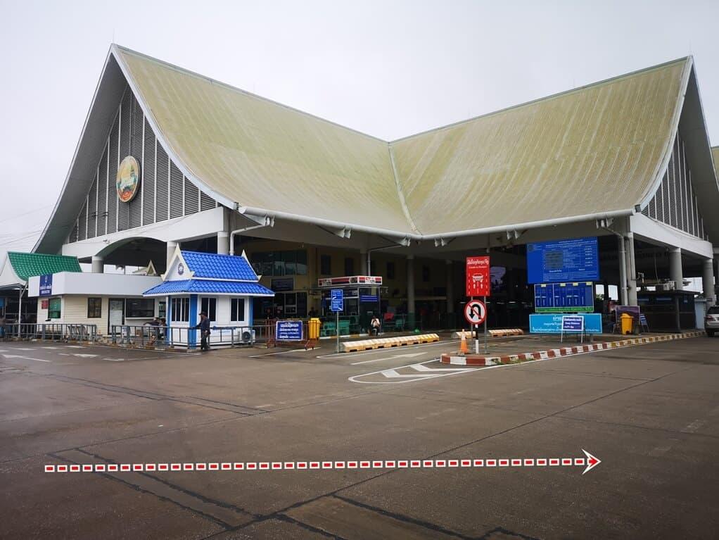 laos border complex
