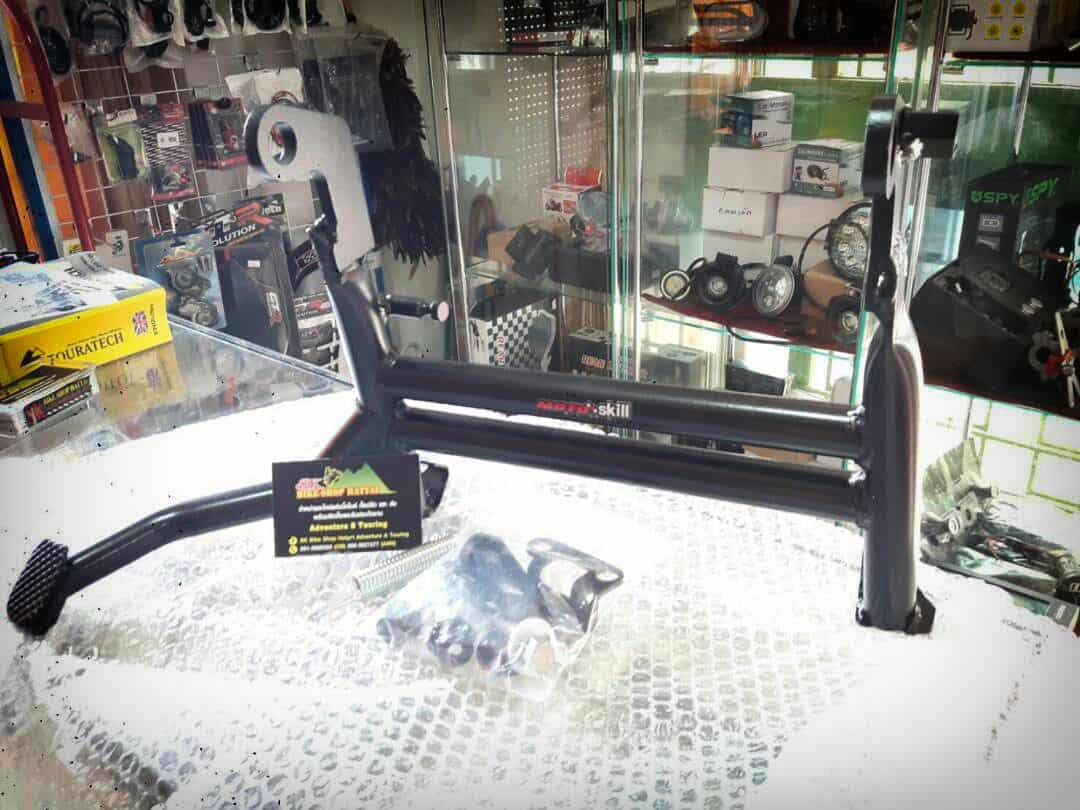 Benelli TRK 502 Center Double Stand
