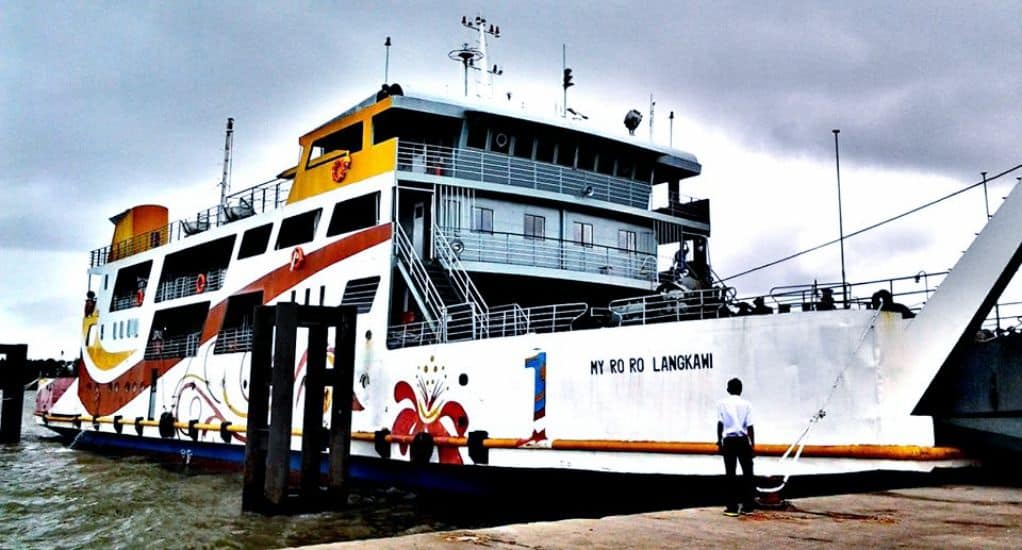 Shipping Car or Motorcycle To Langkawi via RoRo Ferry