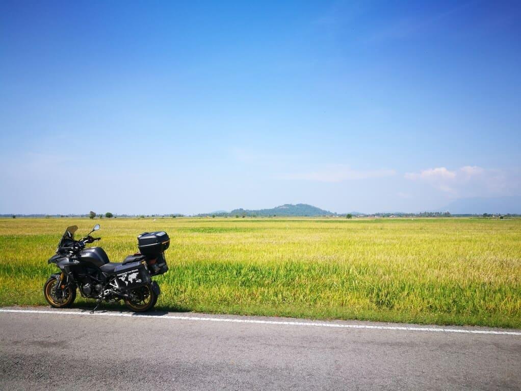 Peninsular Malaysia Ride