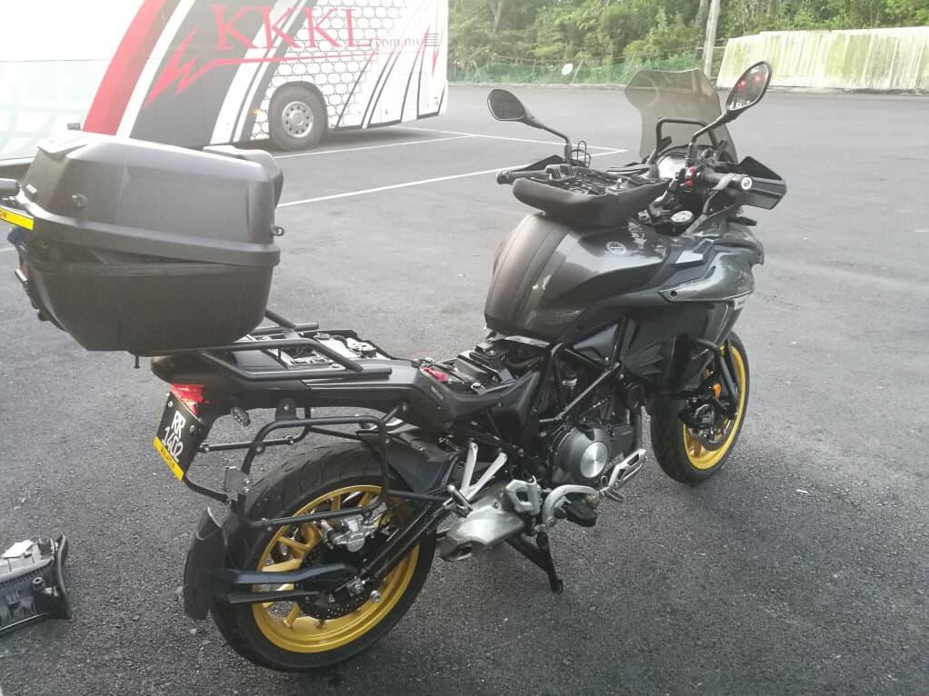 iron butt ride