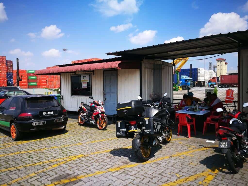 Pos malaysia storage office
