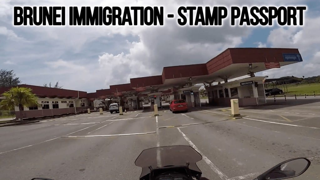 malaysia brunei border crossing
