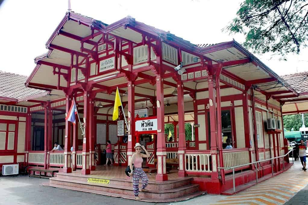 hua hin attractions - Railway Station