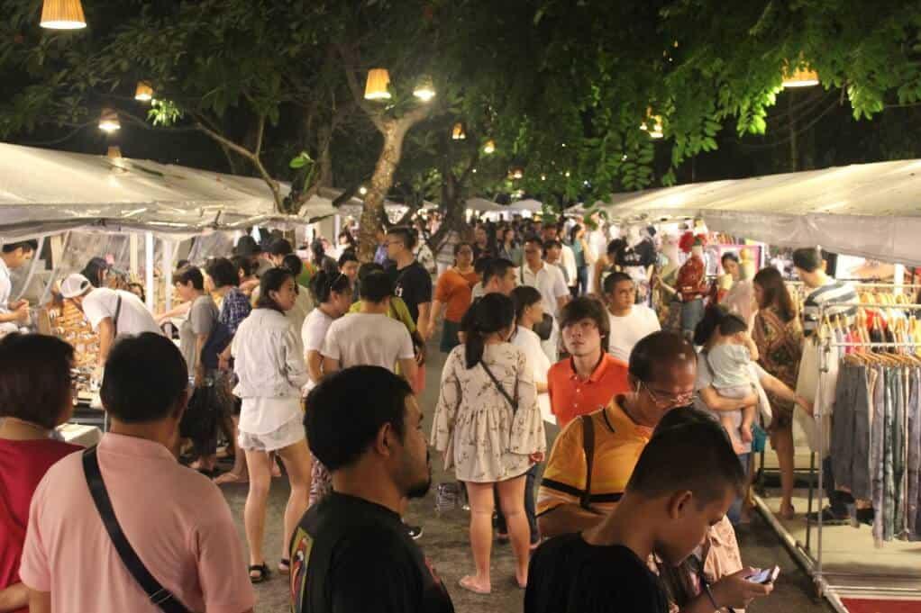 hua hin attractions - Cicada Market