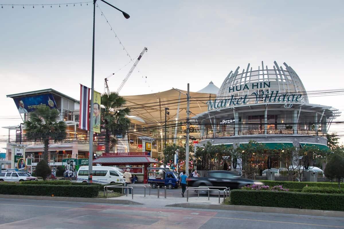 hua hin attractions - Hua Hin Market Village Mall