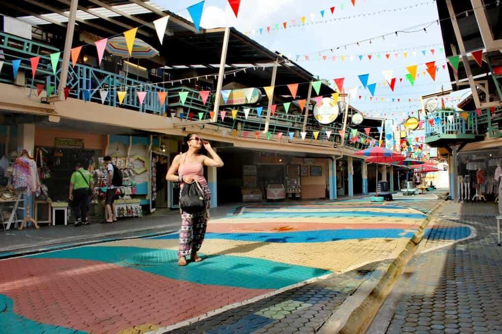 hua hin attractions - Mercado de Plearnwan