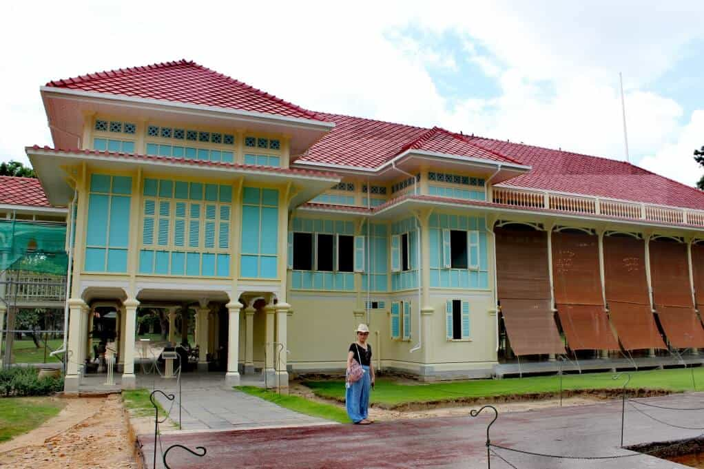 hua hin attractions - Mrigadayavan Palace