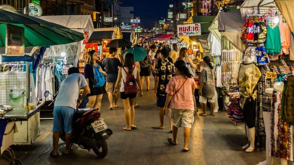 hua hin attractions - Night Market