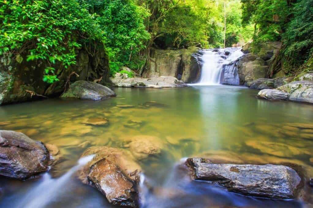 hua hin attractions - Pa-La-U Waterfall
