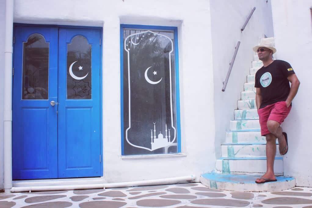 hua hin attractions - Santorini Park