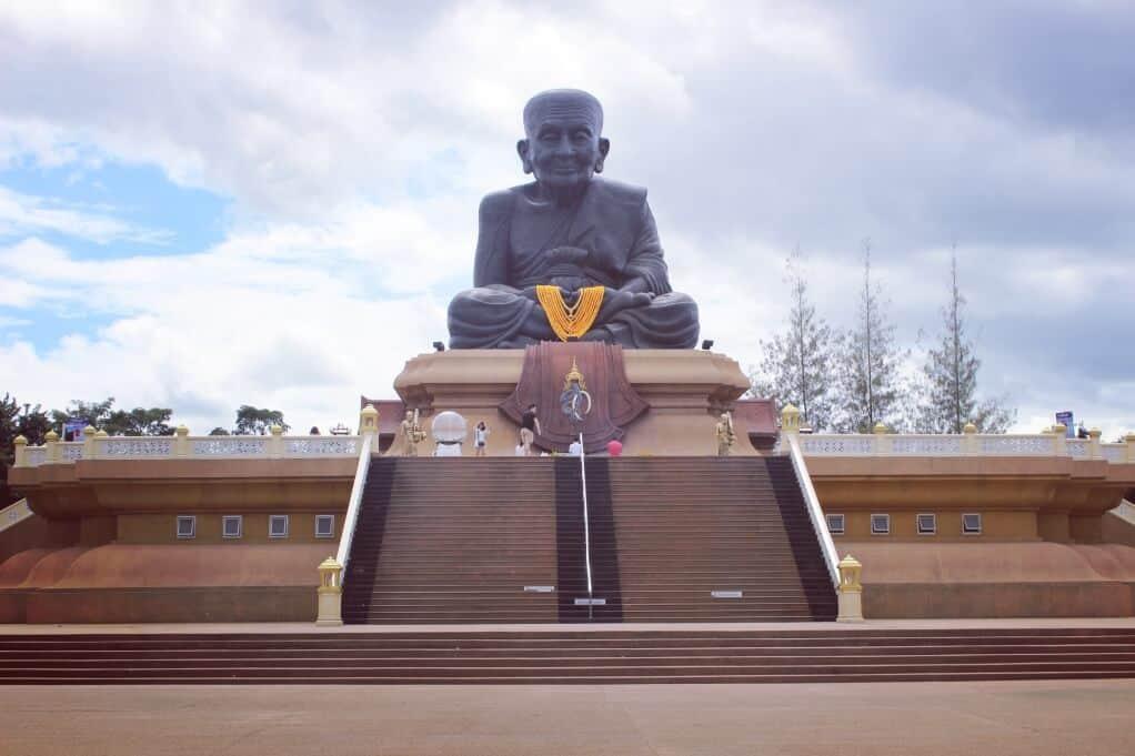 hua hin attractions - Wat Huay Mongkol