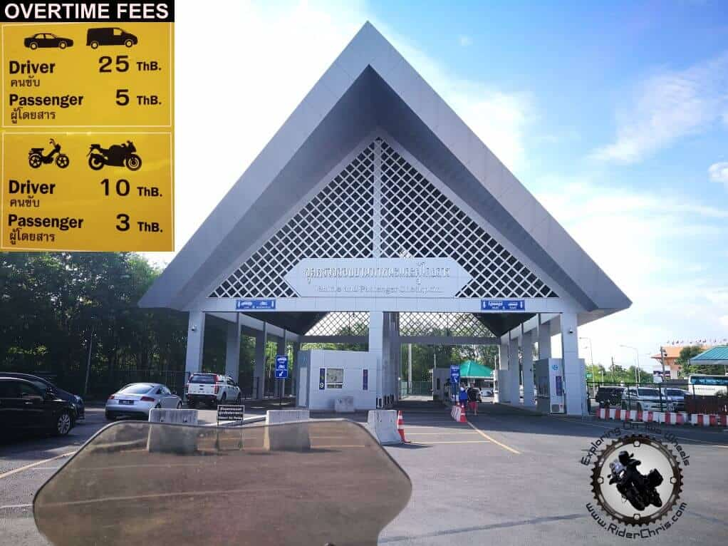 Thailand Border Crossing Fee For Vehicle