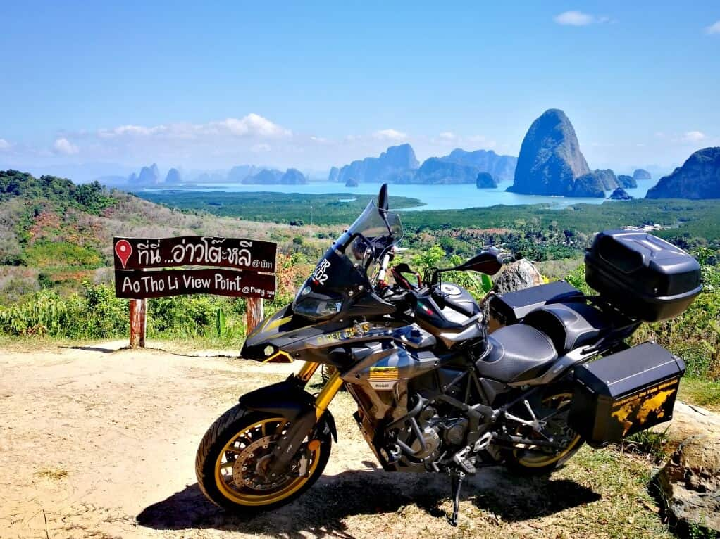 Southern Thailand Ride 2019
