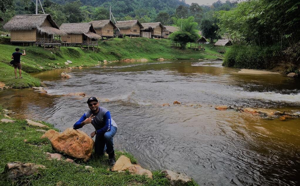 pos kuala mu big river