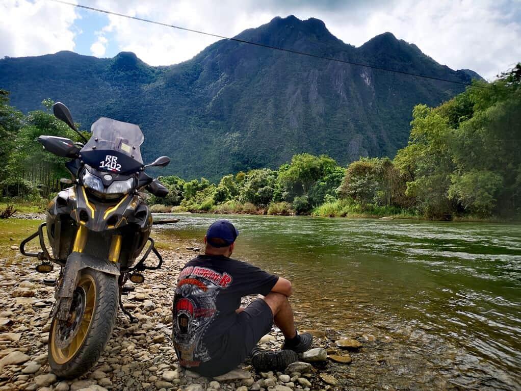Nam Song River, Laos