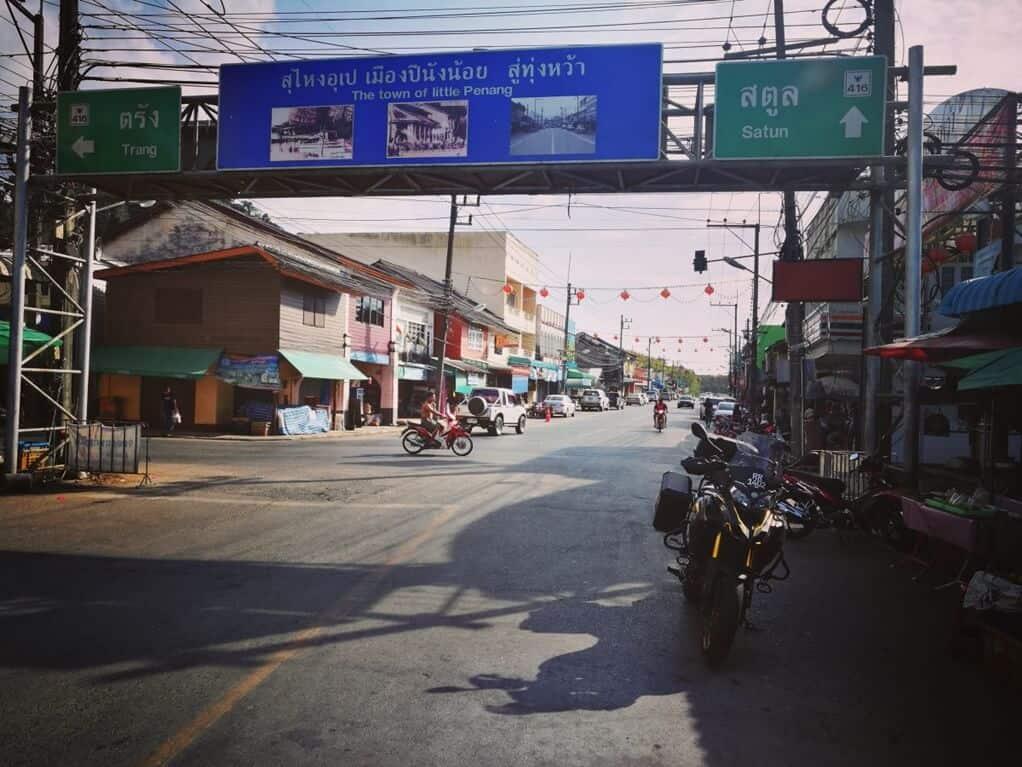 Thung Wa Town