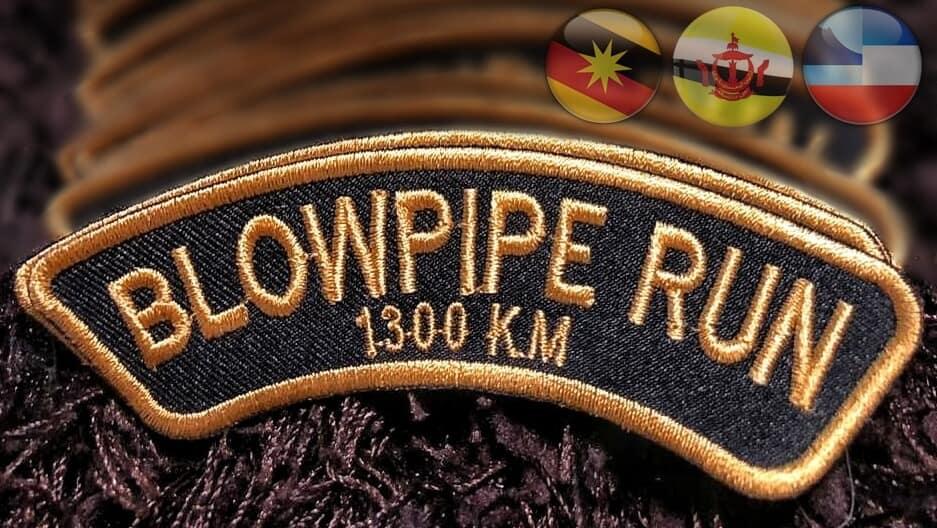 blowpipe run patch