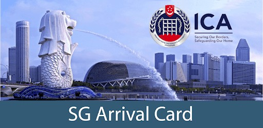 singapore electronic arrival card