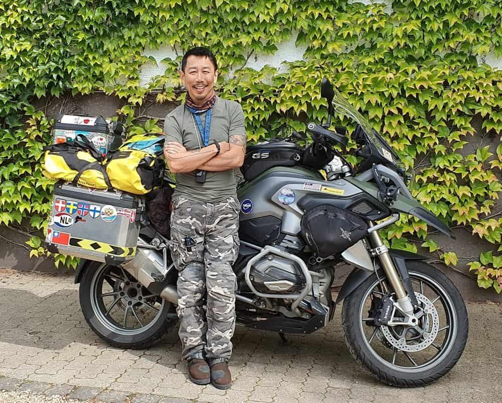 Alex Wong from Kuching Sarawak