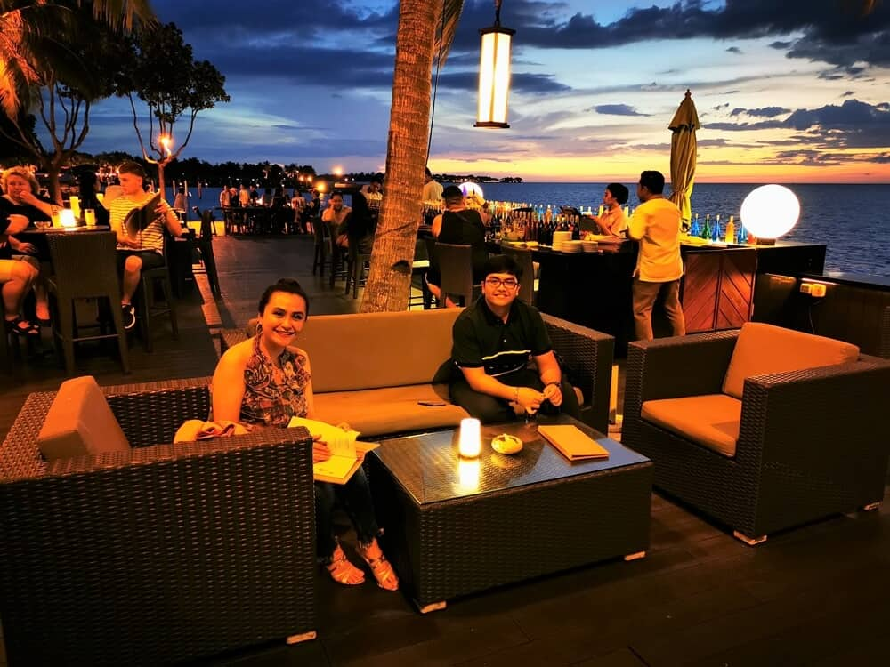 Alfresco Bar Kota Kinabalu