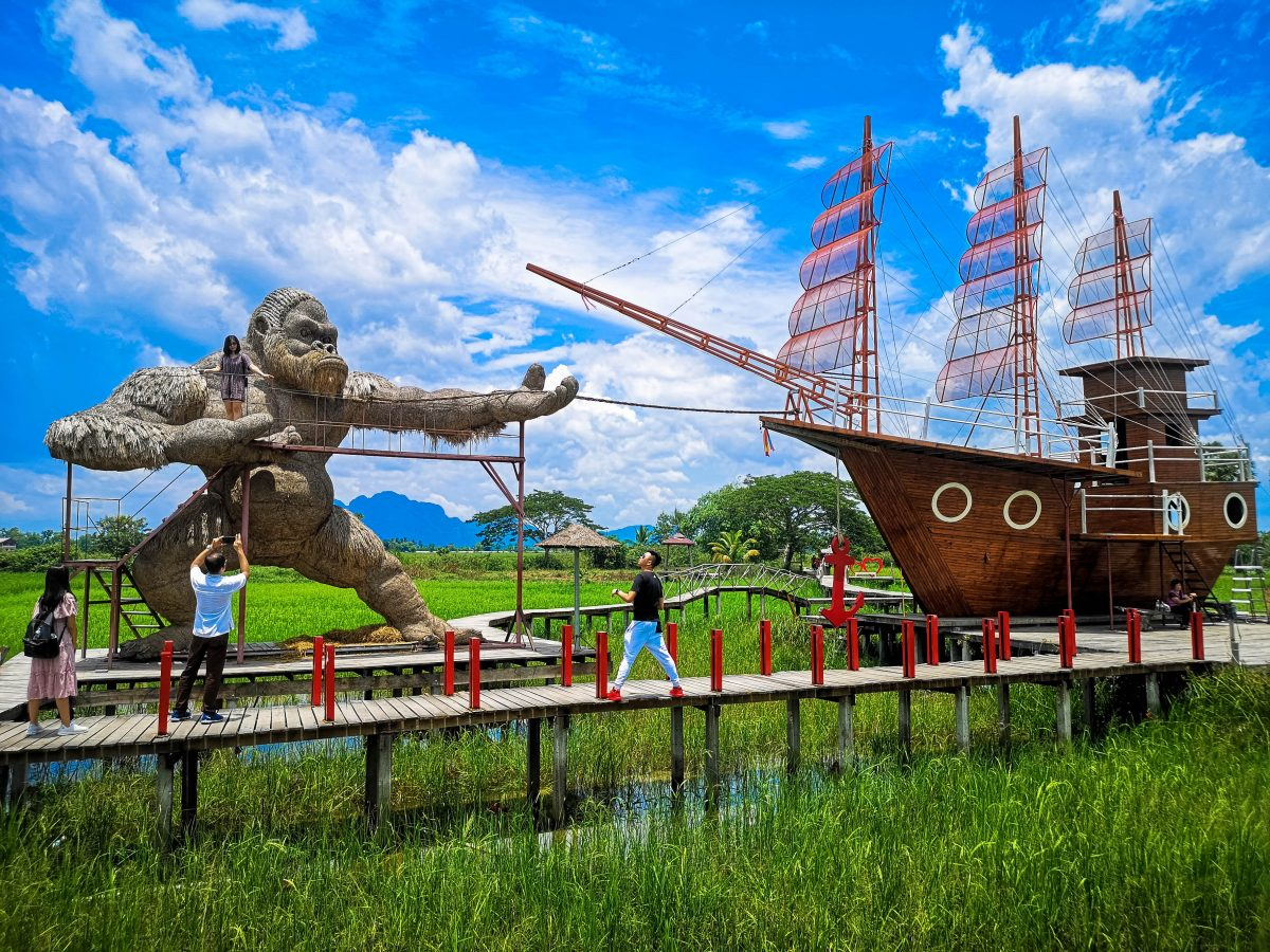 Phatthalung (Thailand) Places Of Interest & Attractions