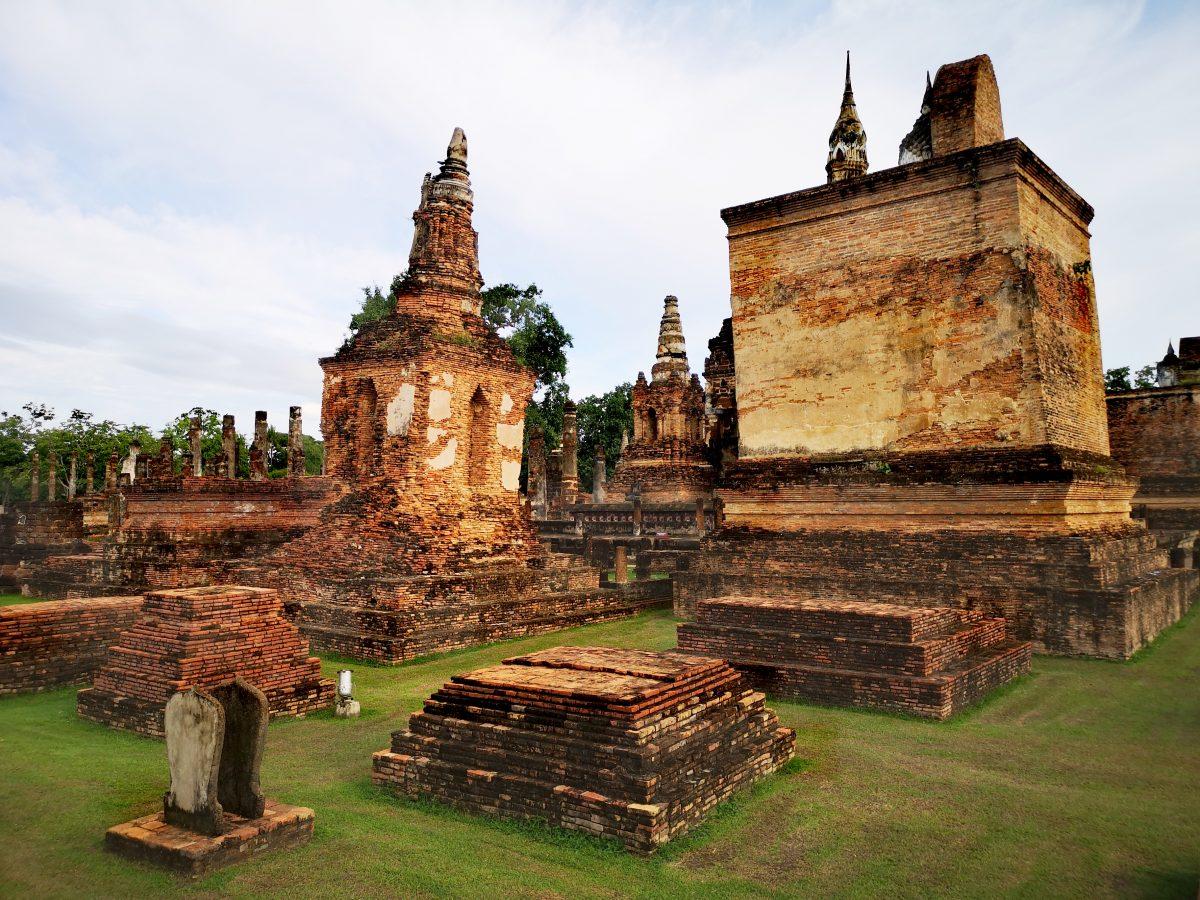 sukhothai thailand historical park