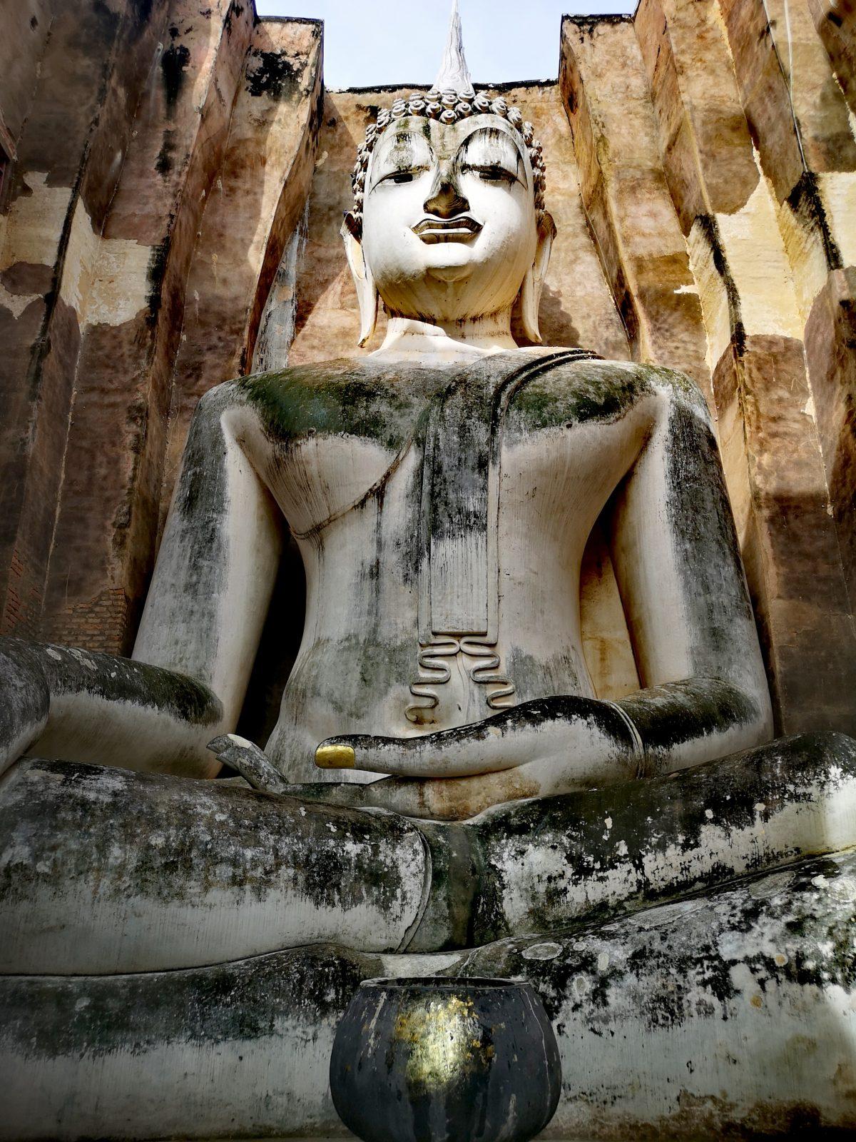 Wat Si Chum (Big Buddha Statue)