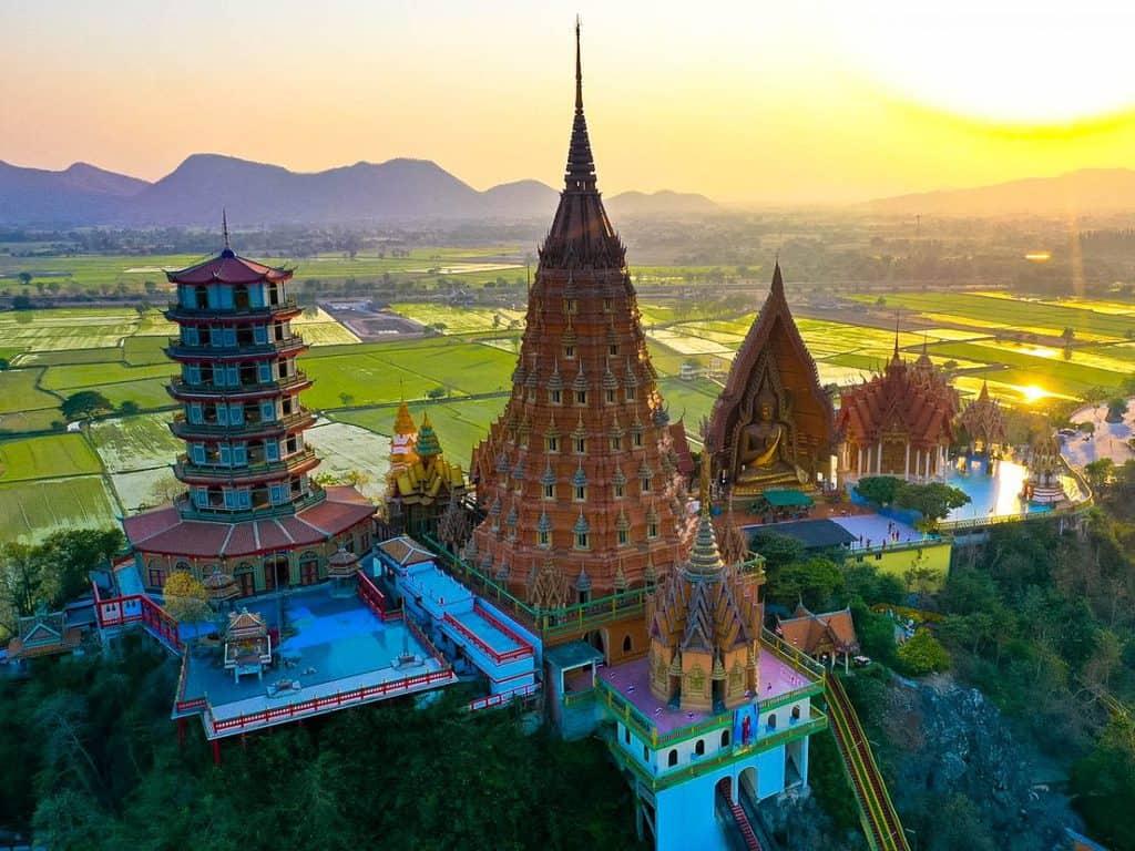 Wat Tham Sua Kanchanaburi