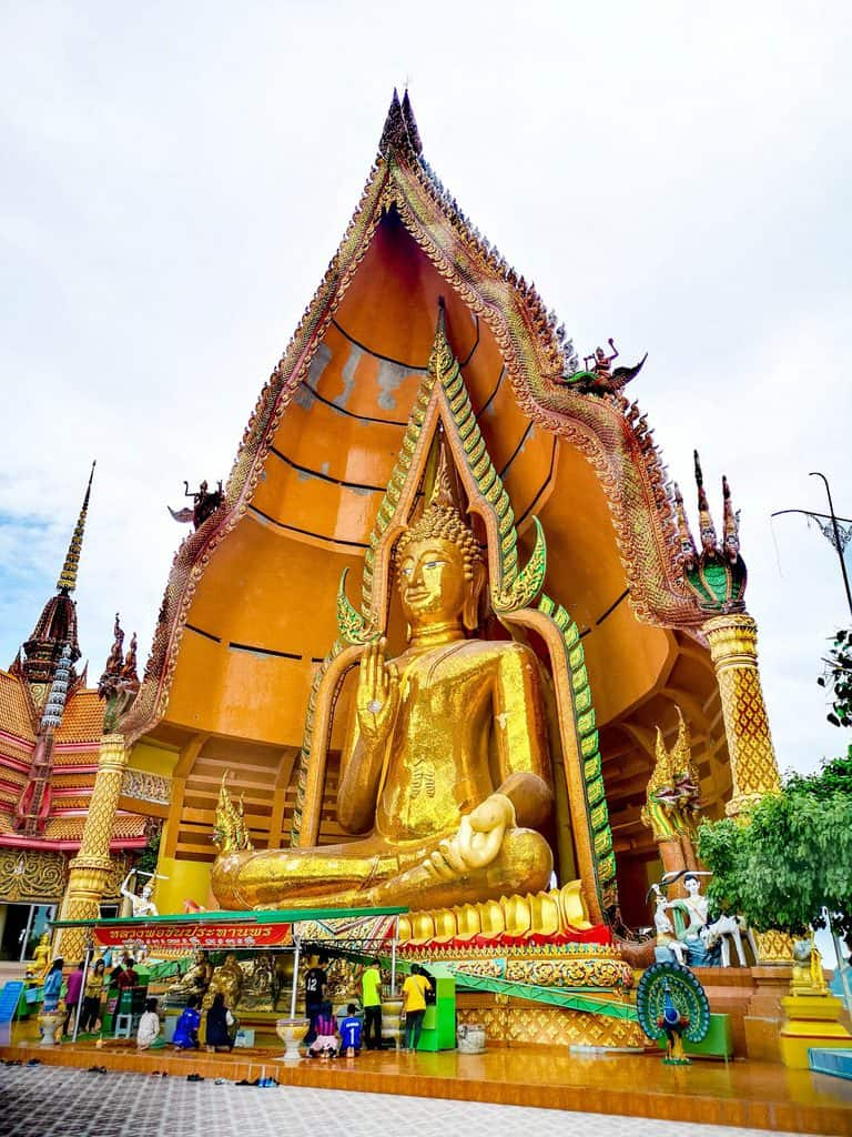 Big Buddha Statue Kanchanaburi