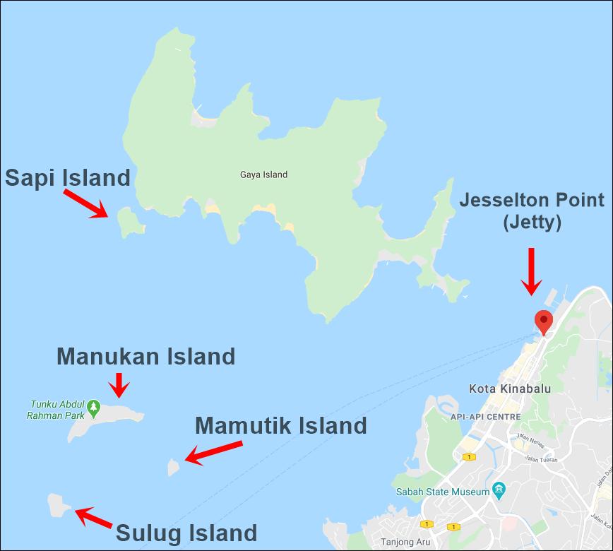 Kota Kinabalu Day 3 Itinerary