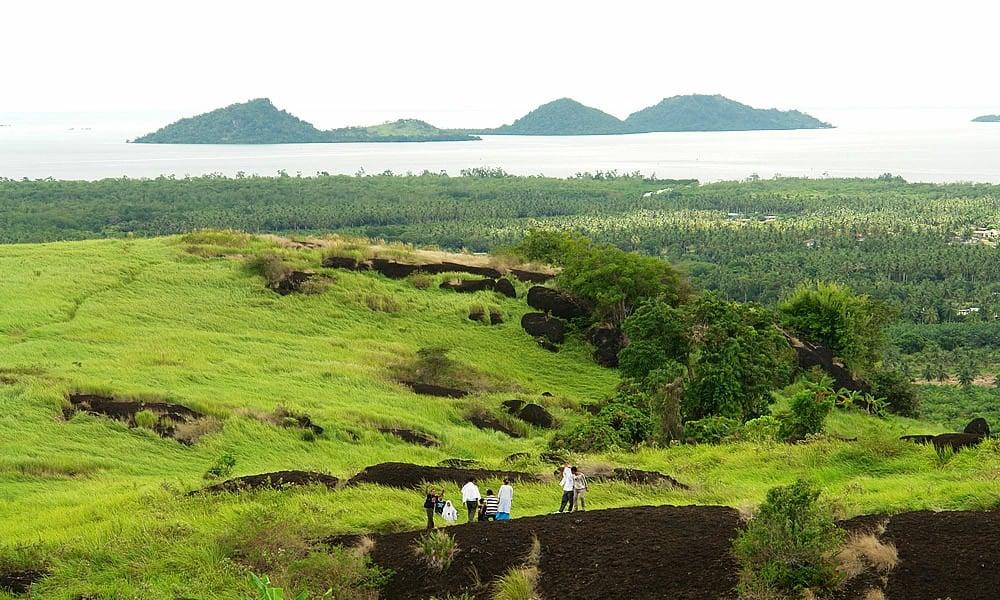 Bukit Tengkorak (Skull Hill in Semporna)