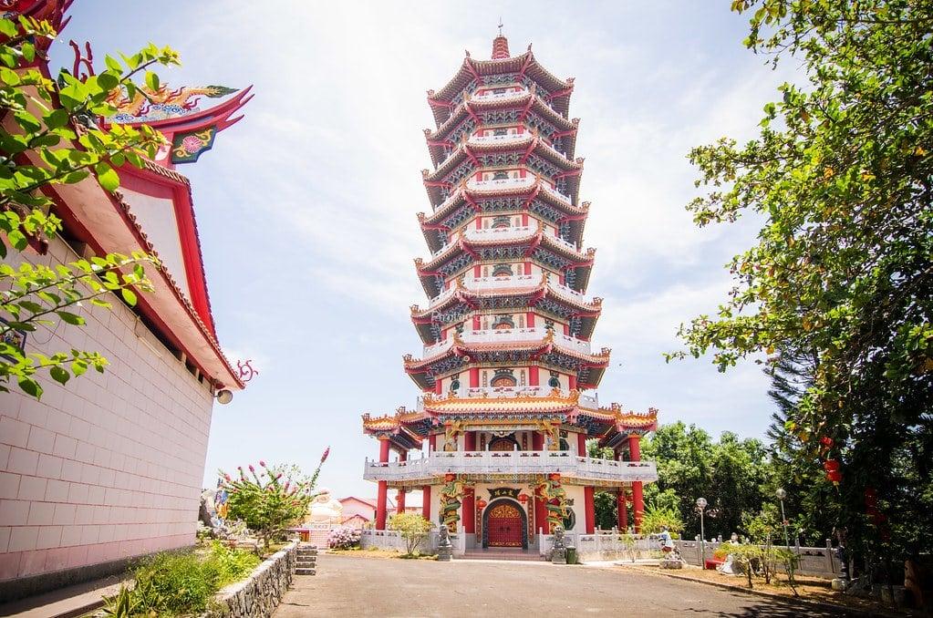 Pagoda Ling San