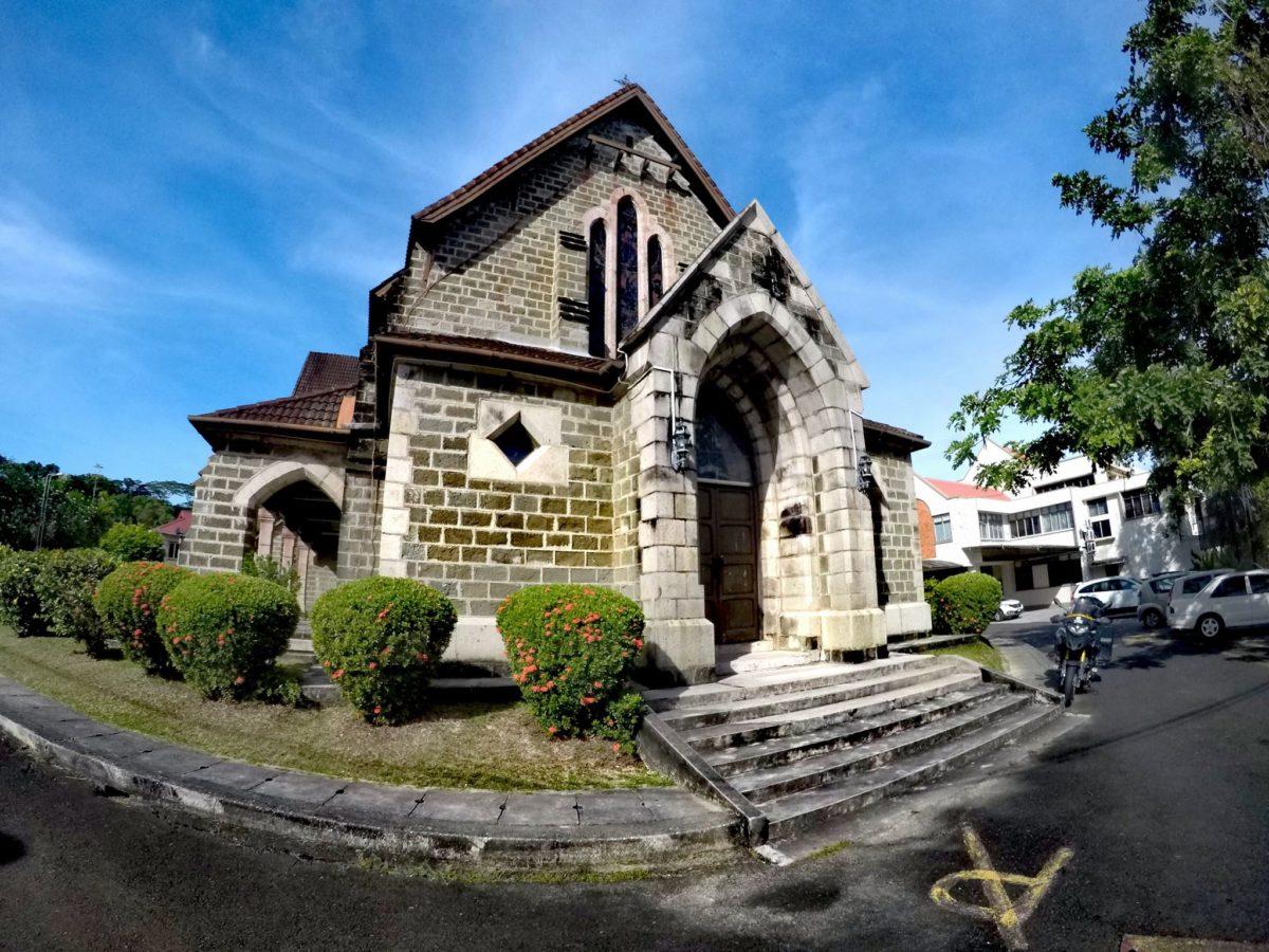 St. Michael's and All Angels Church (Sandakan)