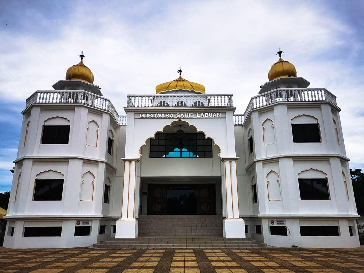 Gurdwara Sahib Labuan