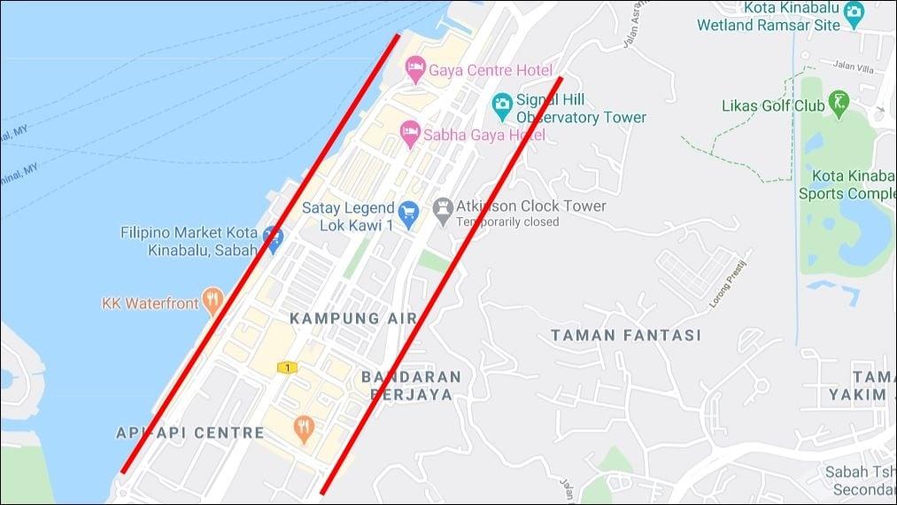Where to stay in Kota Kinabalu?