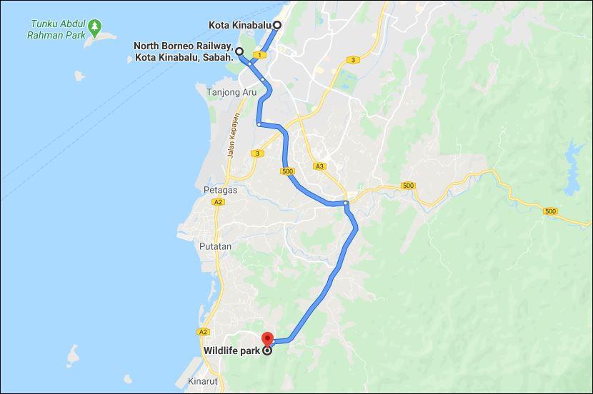 Kota Kinabalu Day 4 Itinerary