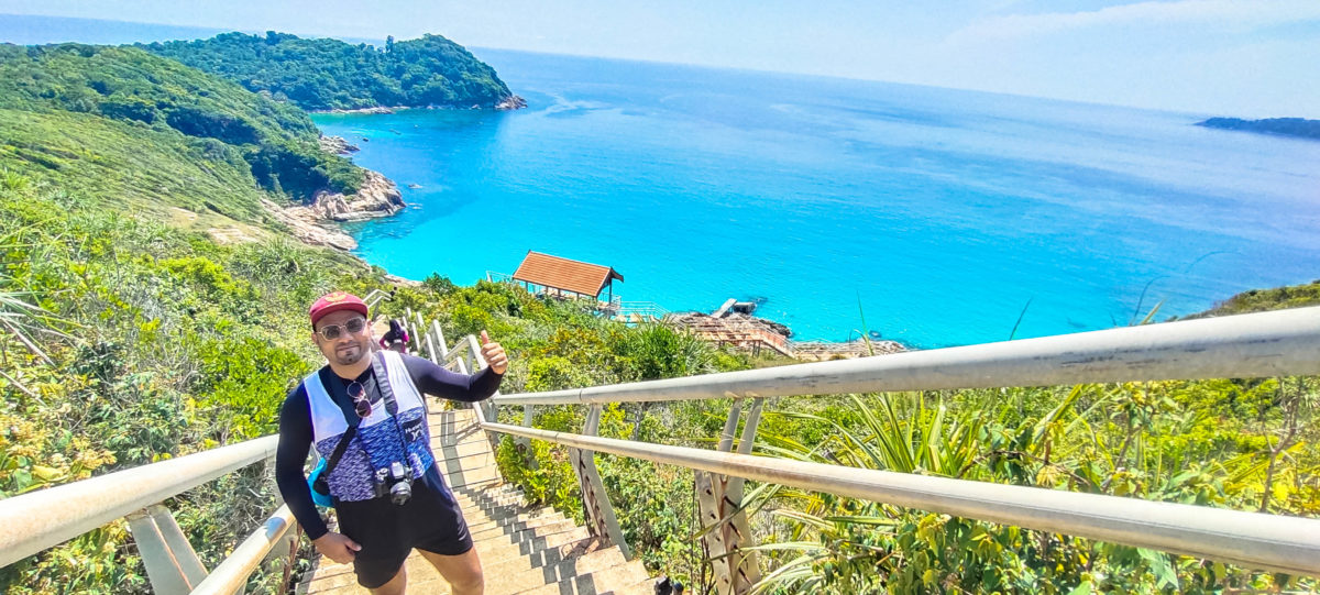 Perhentian Windmill Viewpoint