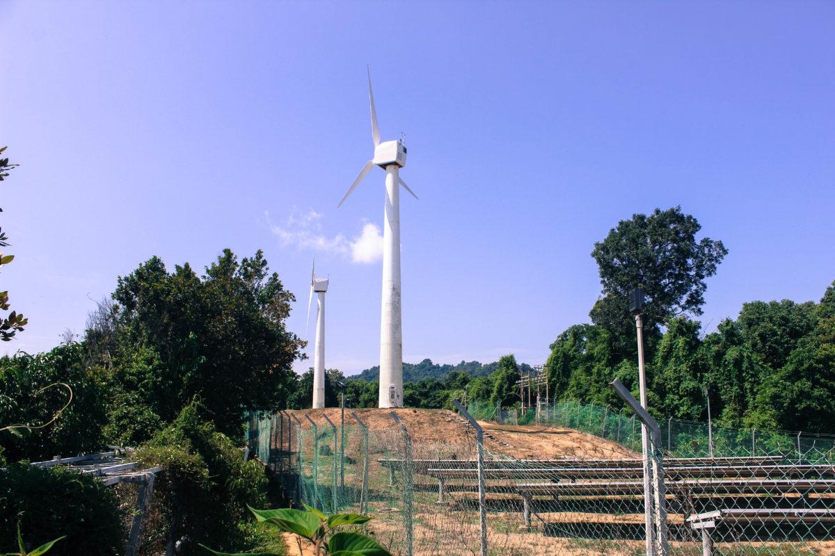 Perhentian Windmill