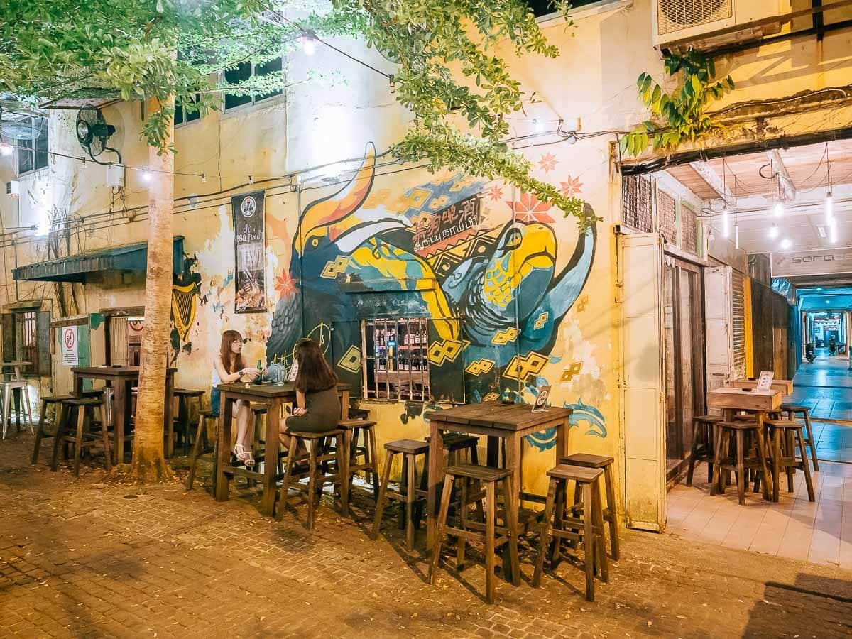 Drunk Monkey Old Street Bar