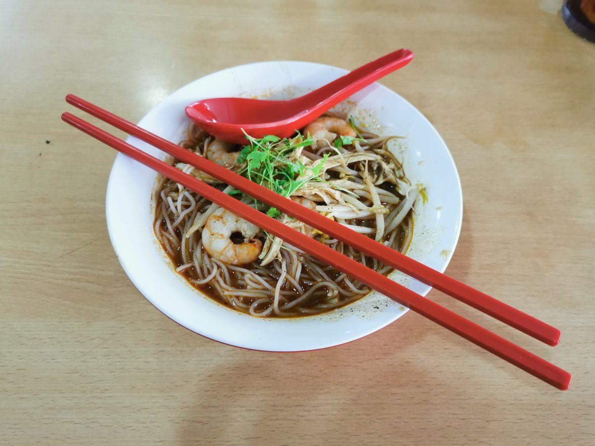 Laksa at Chong Choon Cafe