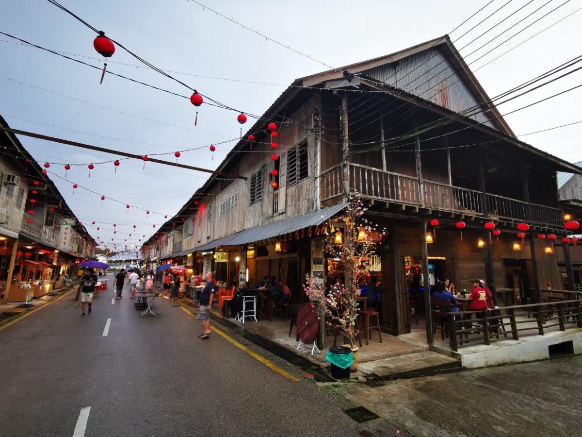 The Bikalan Kuching